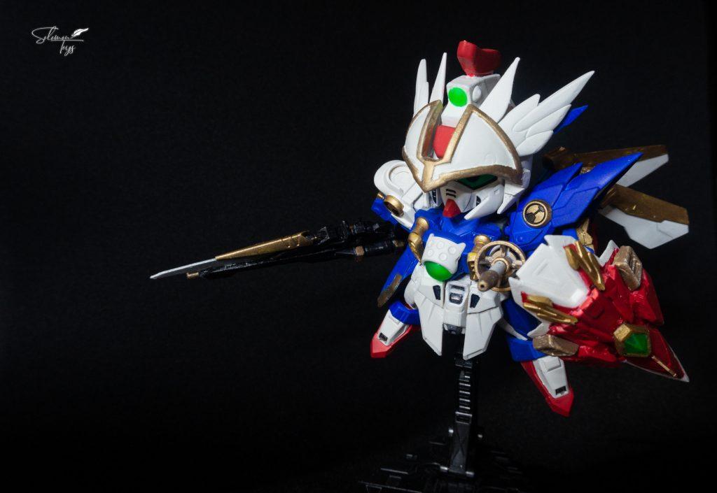 騎士鳳凰飛翼 騎士ウイングガンダムフェニーチェ アピールショット3