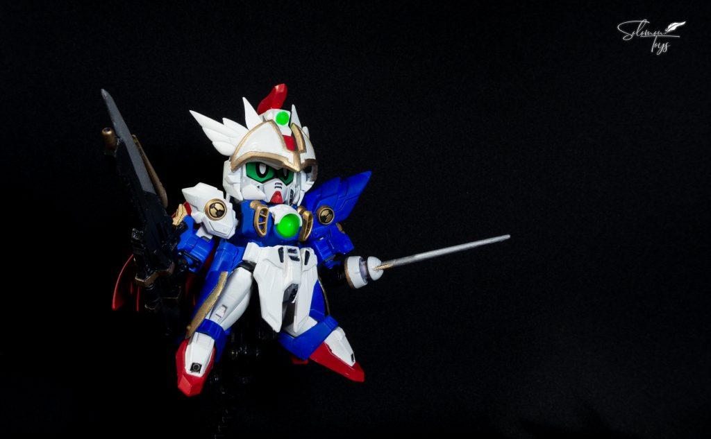 騎士鳳凰飛翼 騎士ウイングガンダムフェニーチェ アピールショット2