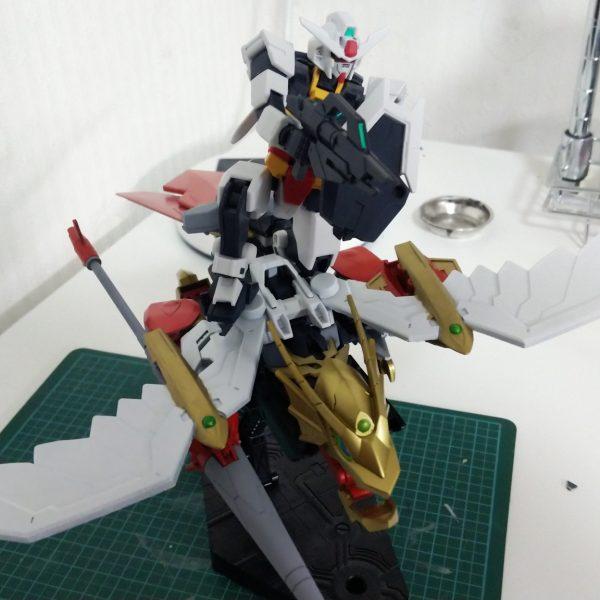コアガンダム+Re:RISEアーマー