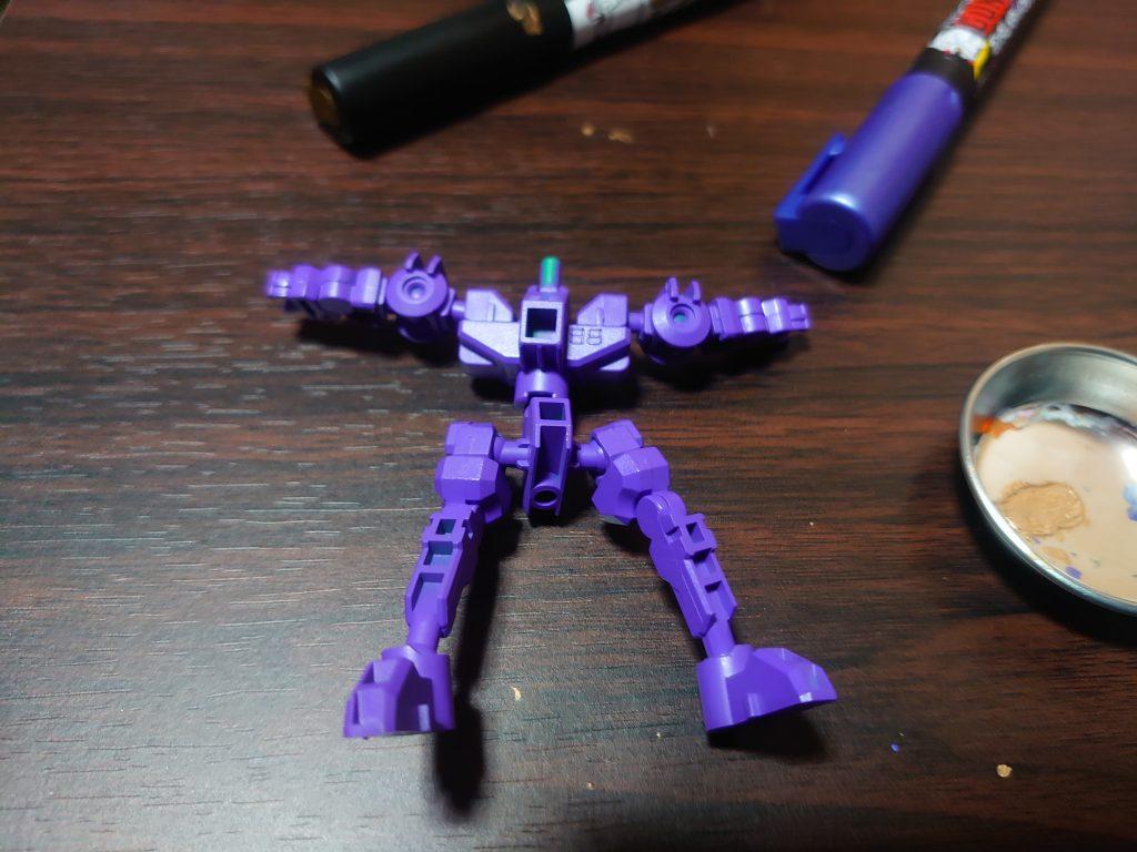 RX-影丸 制作工程2