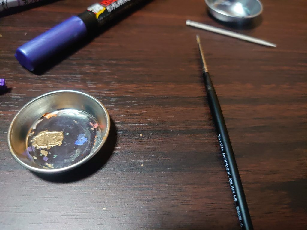 RX-影丸 制作工程1