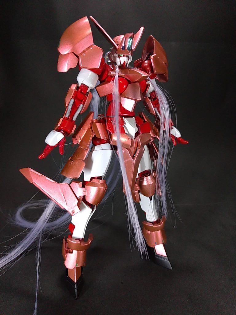 紅炎の戦乙女 ブリュンヒルデ 制作工程4