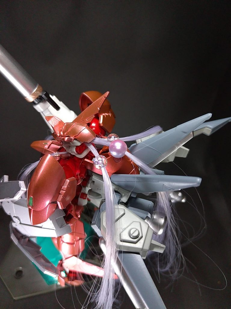 紅炎の戦乙女 ブリュンヒルデ アピールショット3