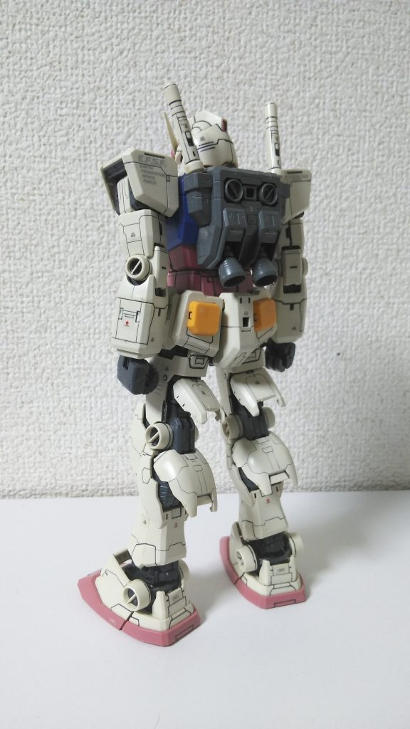 MG RX-78-2ガンダム ver.one year war 0079