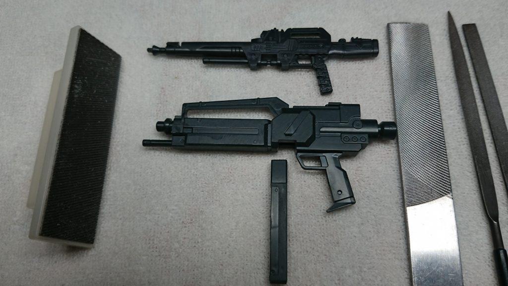 MGジェガン 制作工程2