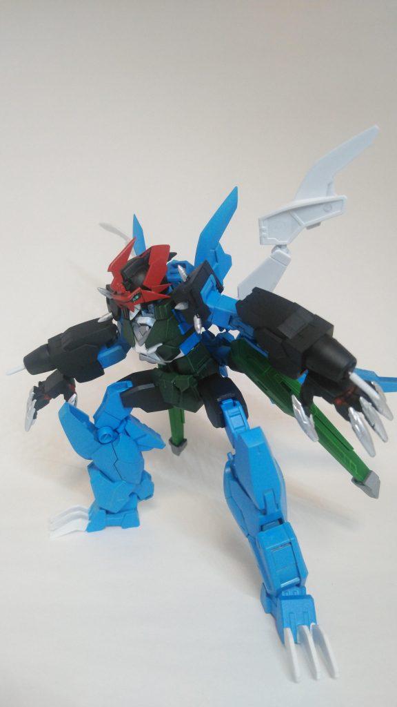 ガンダムパイルドラゴン02