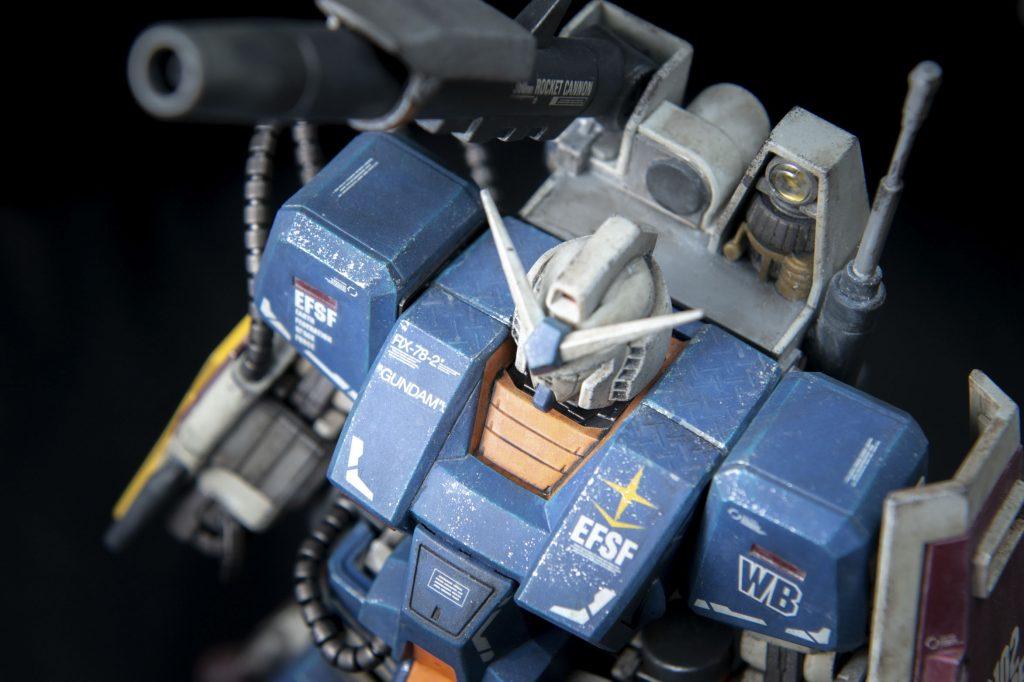 MG パーフェクトガンダム アピールショット3