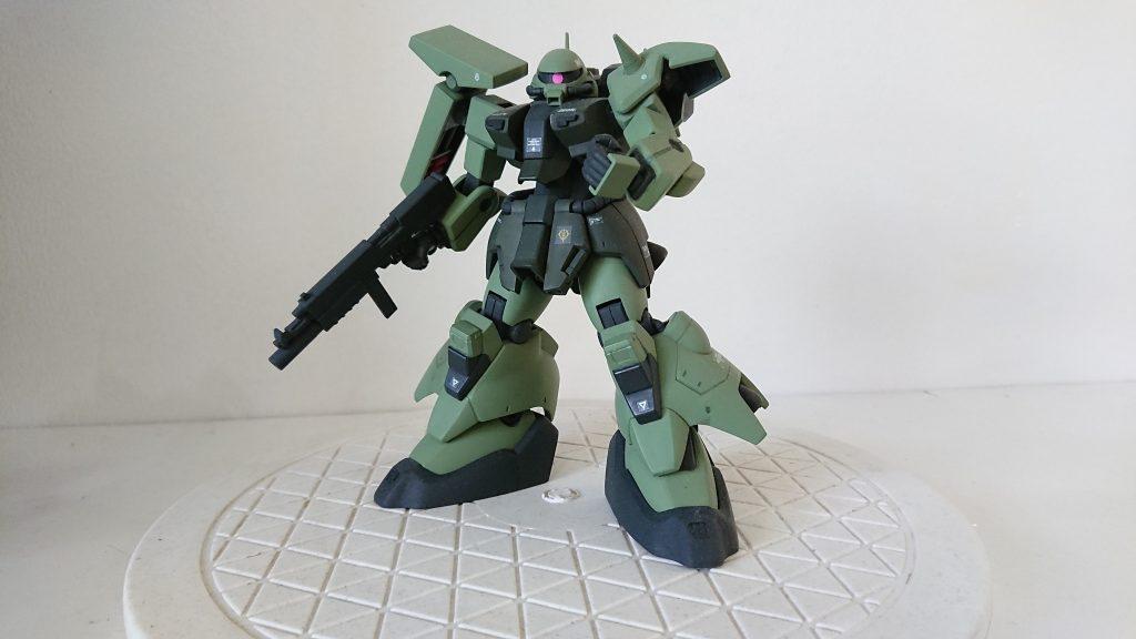 HGUC ザクⅢ 何となく…火星独立ジオン軍(ジオンマーズ )仕様 アピールショット1
