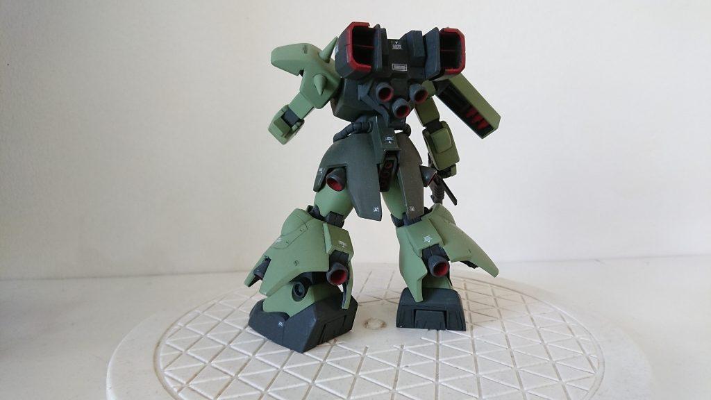 HGUC ザクⅢ 何となく…火星独立ジオン軍(ジオンマーズ )仕様 アピールショット2
