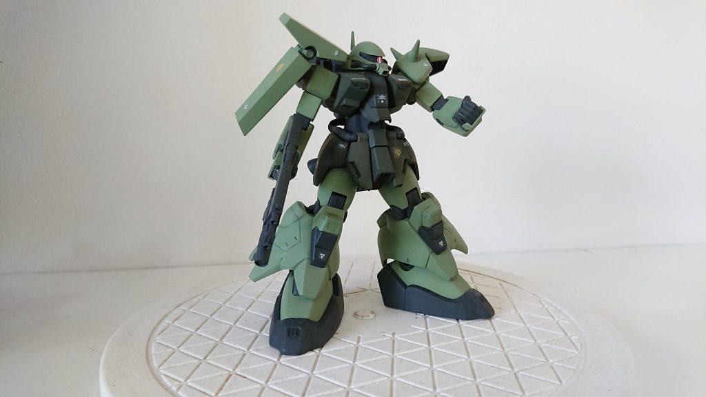 HGUC ザクⅢ 何となく…火星独立ジオン軍(ジオンマーズ )仕様 アピールショット4