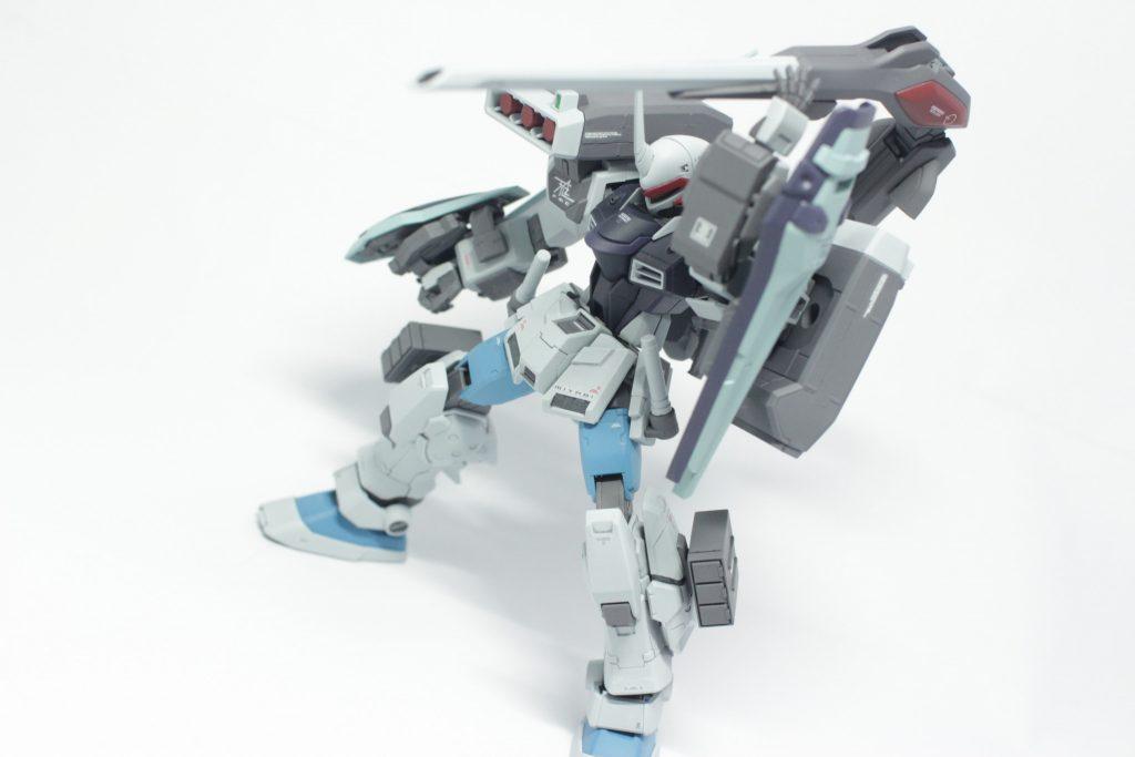 【ガンブレモバイル】アーセナルⅢ 制作工程2