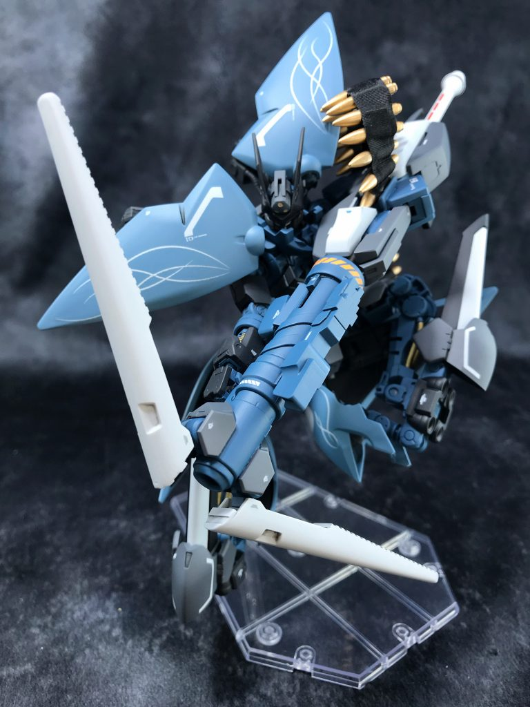 ガンダム斬魔&銃魔 アピールショット6
