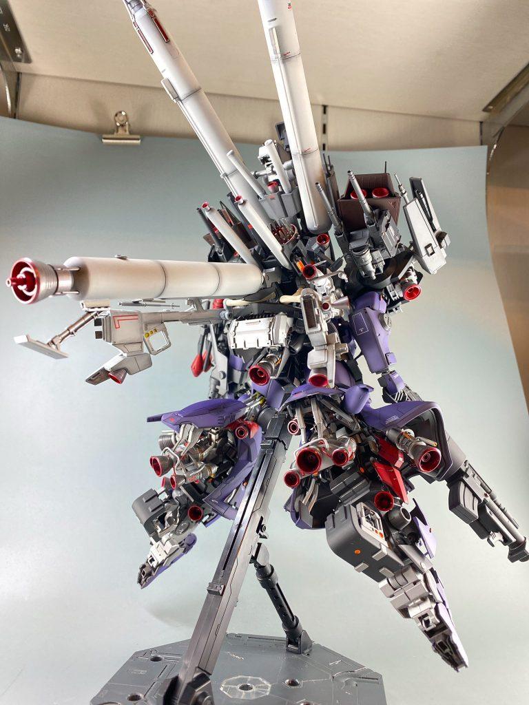 高機動型リックドムVOB装備型 アピールショット1