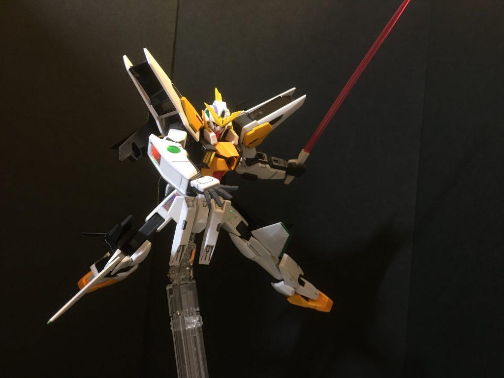 アレンジキュリオス/HG アピールショット7
