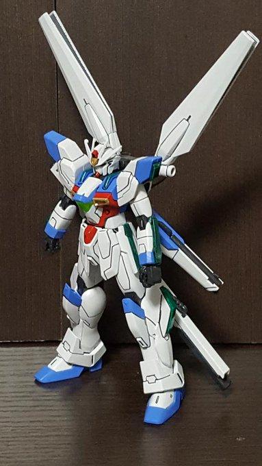 ガンダムX・改 アピールショット1