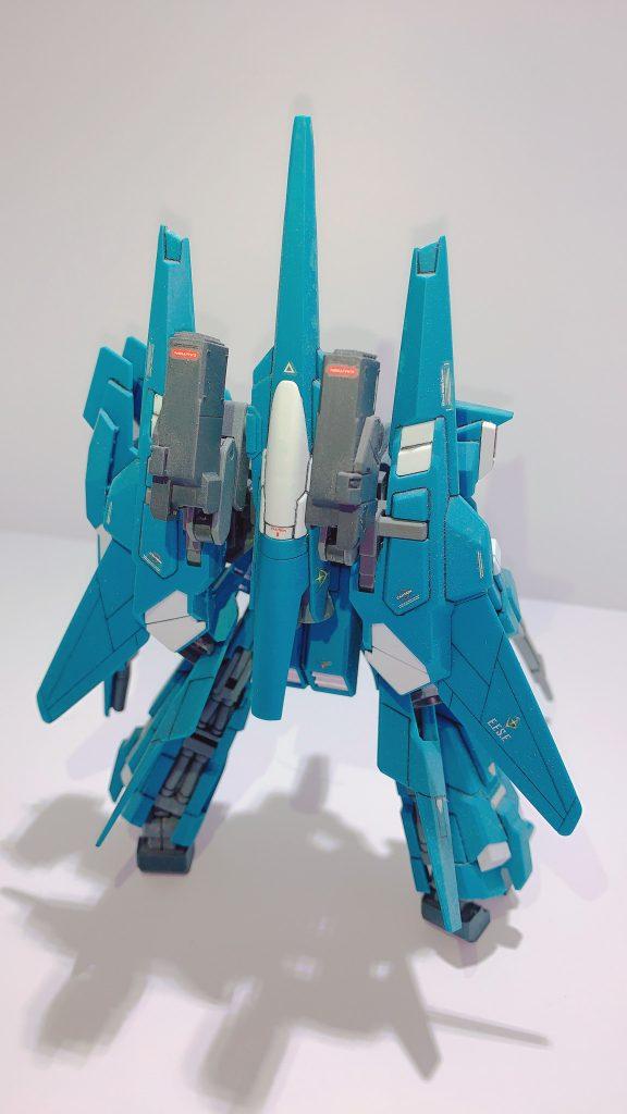RGZ-95C リゼル(オレカスタム) アピールショット4