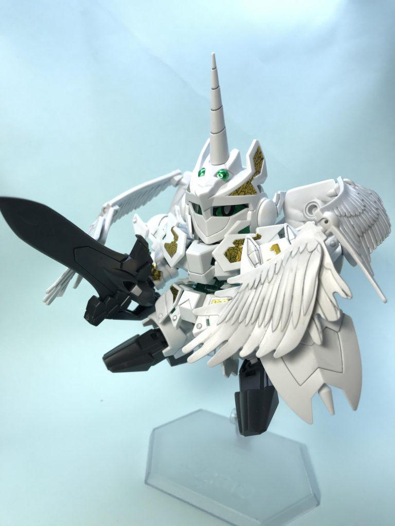 騎士ペガサスガンダム 制作工程1