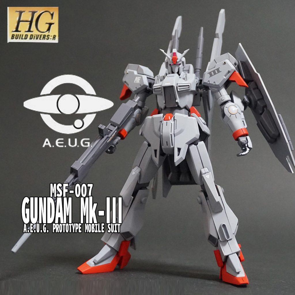 HGUC ガンダムMk-Ⅲ