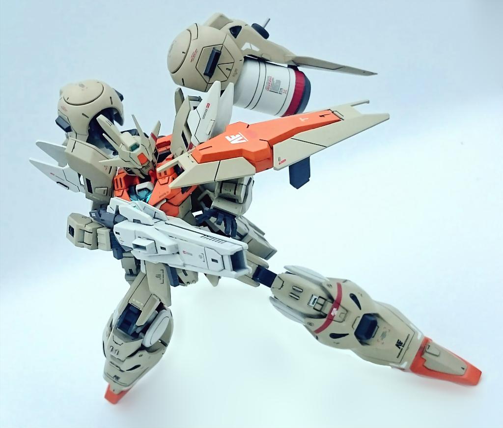 PFF‐X7fb GP‐コア【レインリリィ】 制作工程4