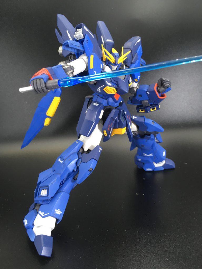 HG シナンジュ・シュバイン アピールショット5