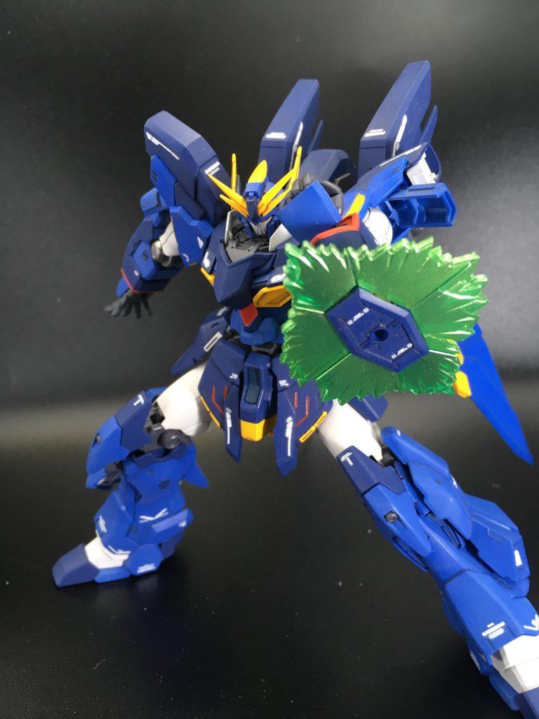 HG シナンジュ・シュバイン アピールショット6
