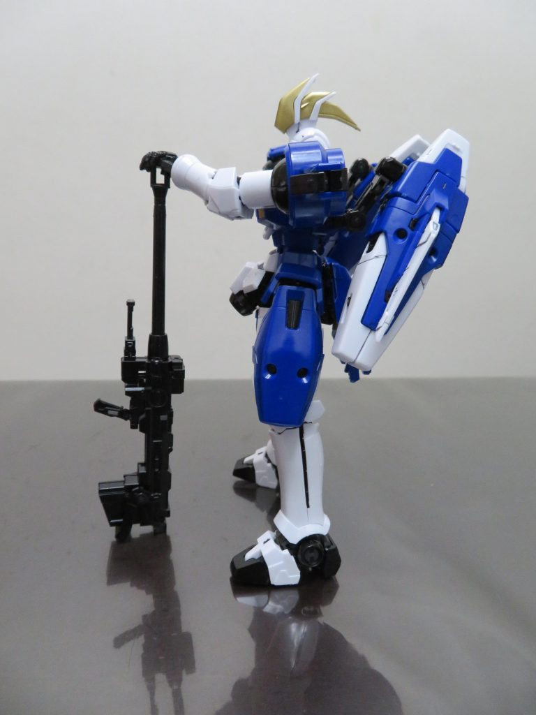 RG_トールギスⅡ アピールショット3