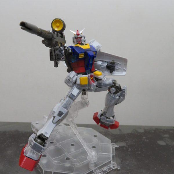 MG_RX-78-2 ガンダム Ver.3.0 [ソリッドクリア/リバース]
