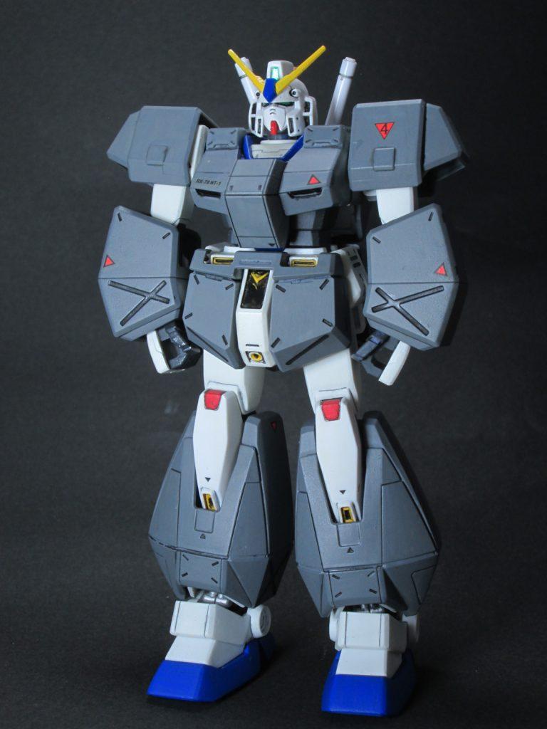 HGUC ガンダムアレックス RX-78NT-1 アピールショット3