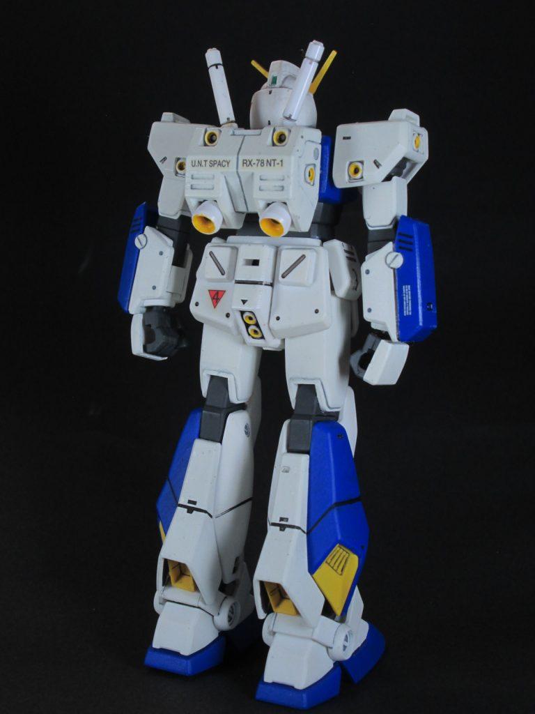 HGUC ガンダムアレックス RX-78NT-1 アピールショット2