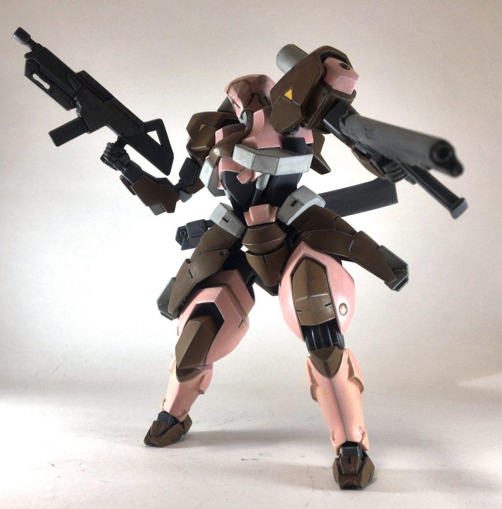 HG 百錬 アピールショット1
