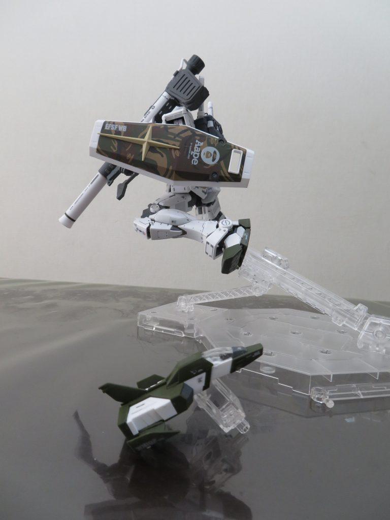 MG_AAPE RX-78-2 ガンダム  アピールショット1