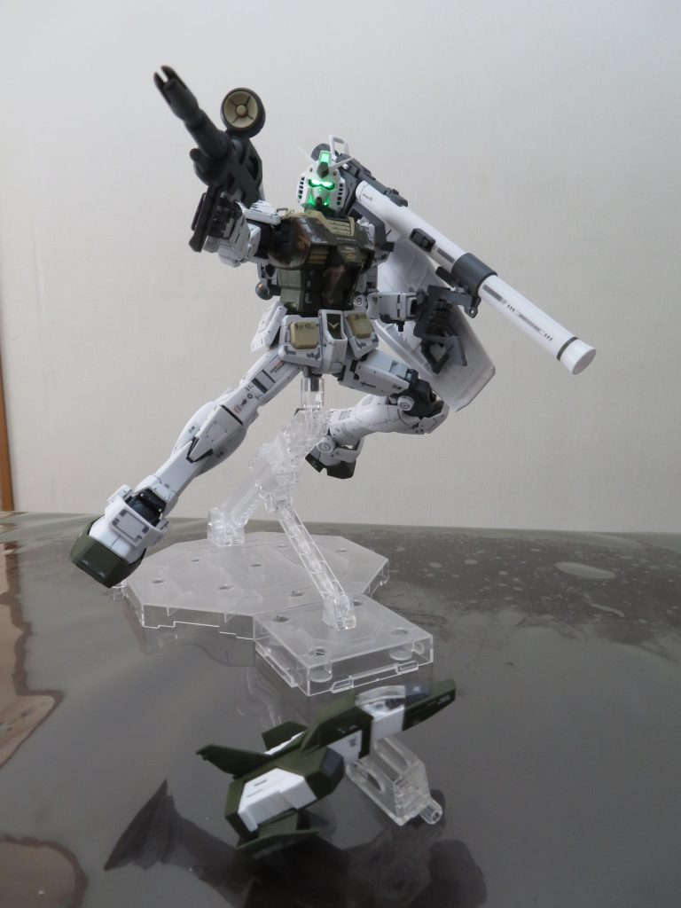 MG_AAPE RX-78-2 ガンダム  アピールショット2