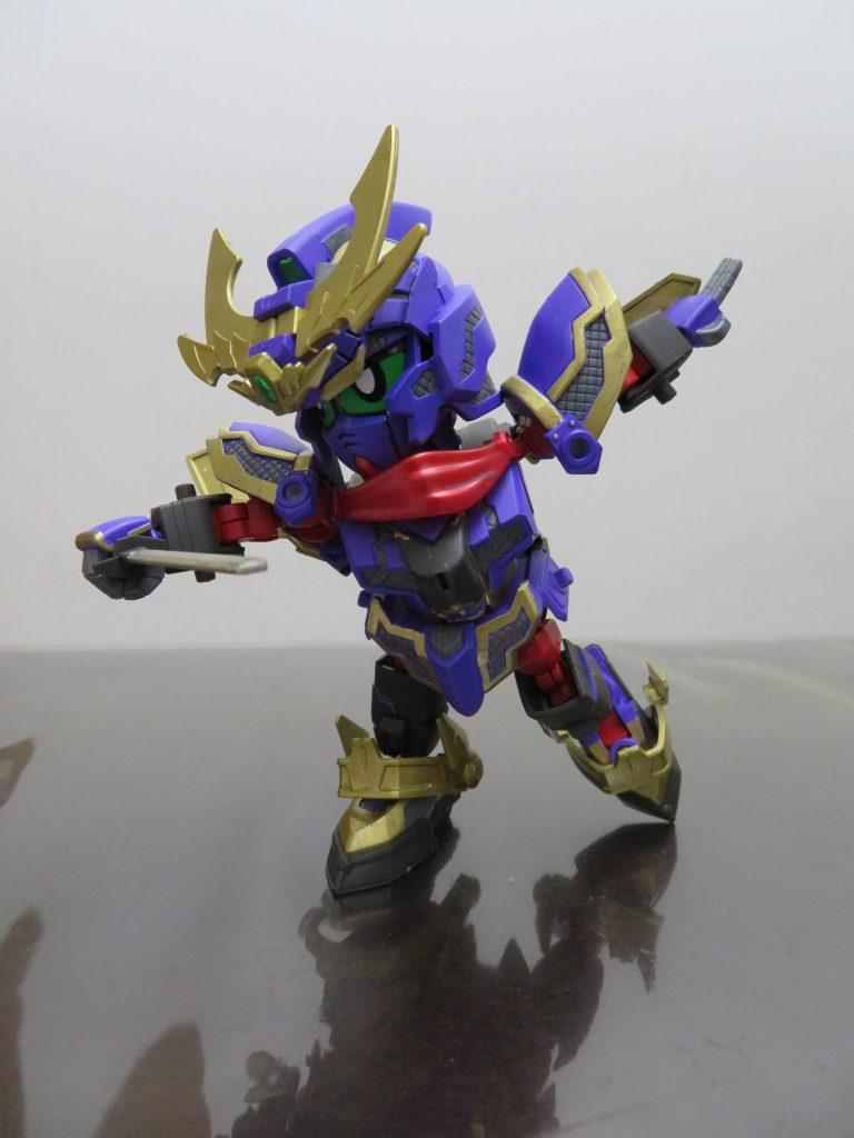 SD_ガンダムベース限定 RX-零丸(獅子吼)