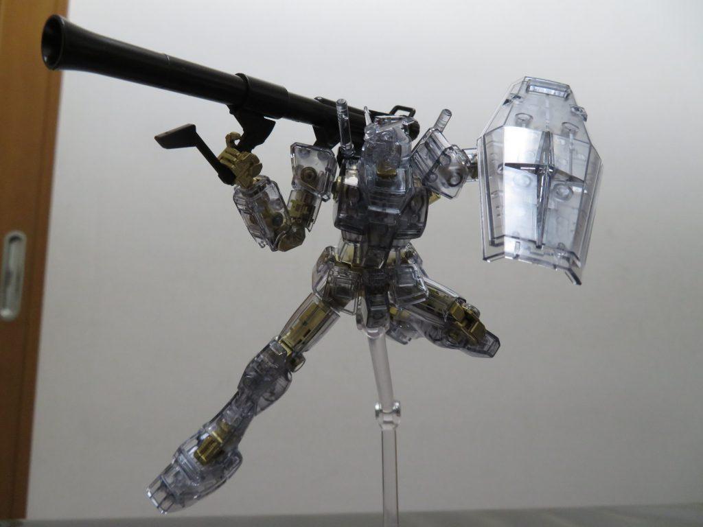 HG_RX-78-2ガンダム スモーククリアブラックVer