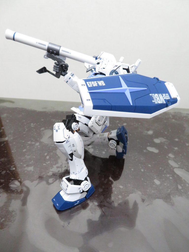 MG_ガンダムベース限定 RX-78-2 ガンダム Ver.3.0 ガンダムベースカラー