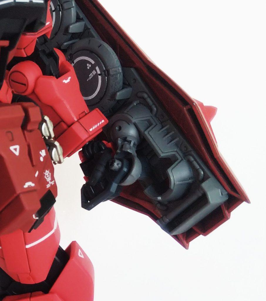 ガナー・ザク・ウォーリア(ジオニック・カスタム) アピールショット2