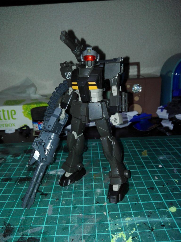 RGM-79DR  ジムデストロイドカスタム