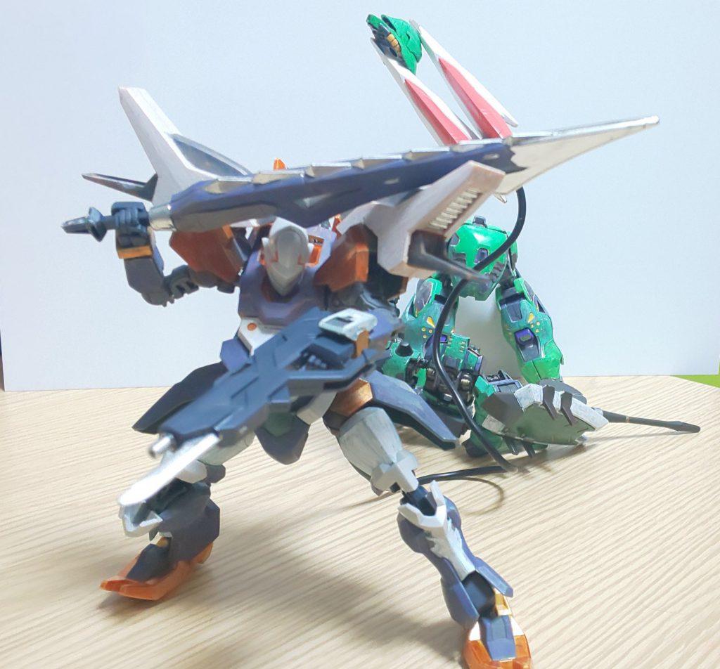 白鯨(ハシュ丸) アピールショット7