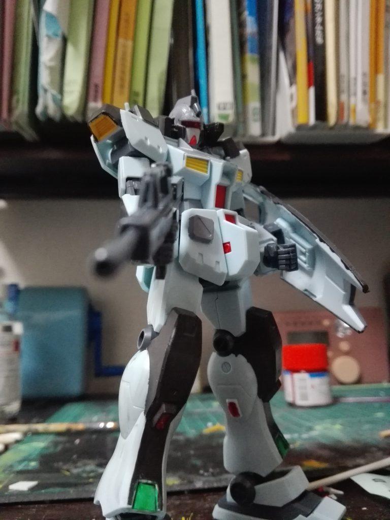 RX-81MPジーラインMk-llスタンダード アピールショット1