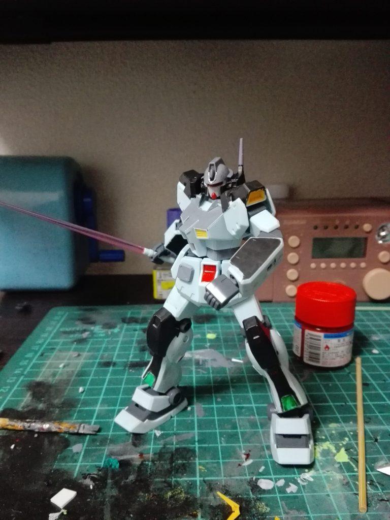 RX-81MPジーラインMk-llスタンダード アピールショット2