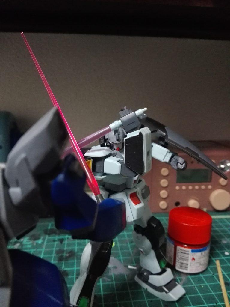 RX-81MPジーラインMk-llスタンダード アピールショット3