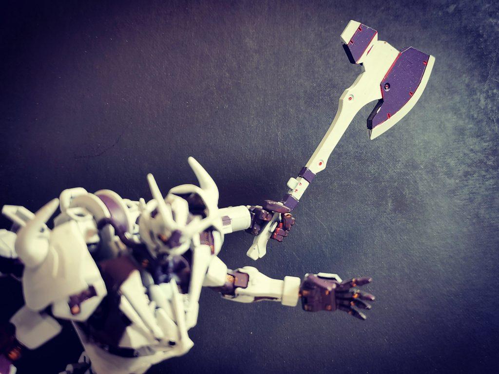 屍の王 HGIBOダンタリオン改造 アピールショット3