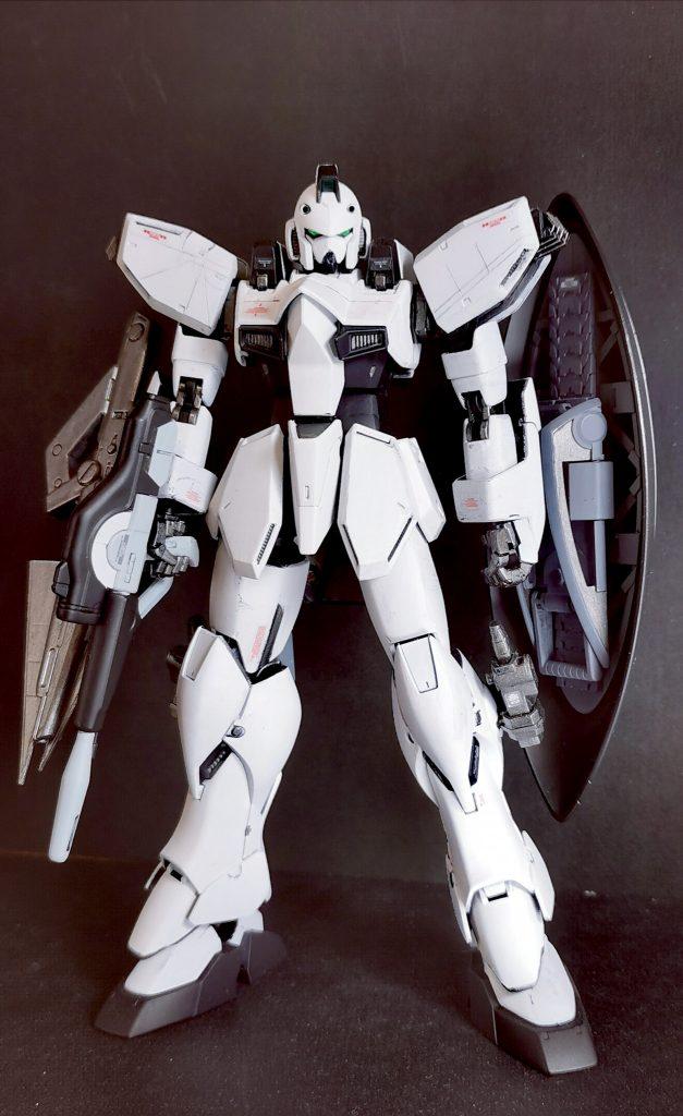 ガンイージ 次世代兵器試作機 アピールショット1