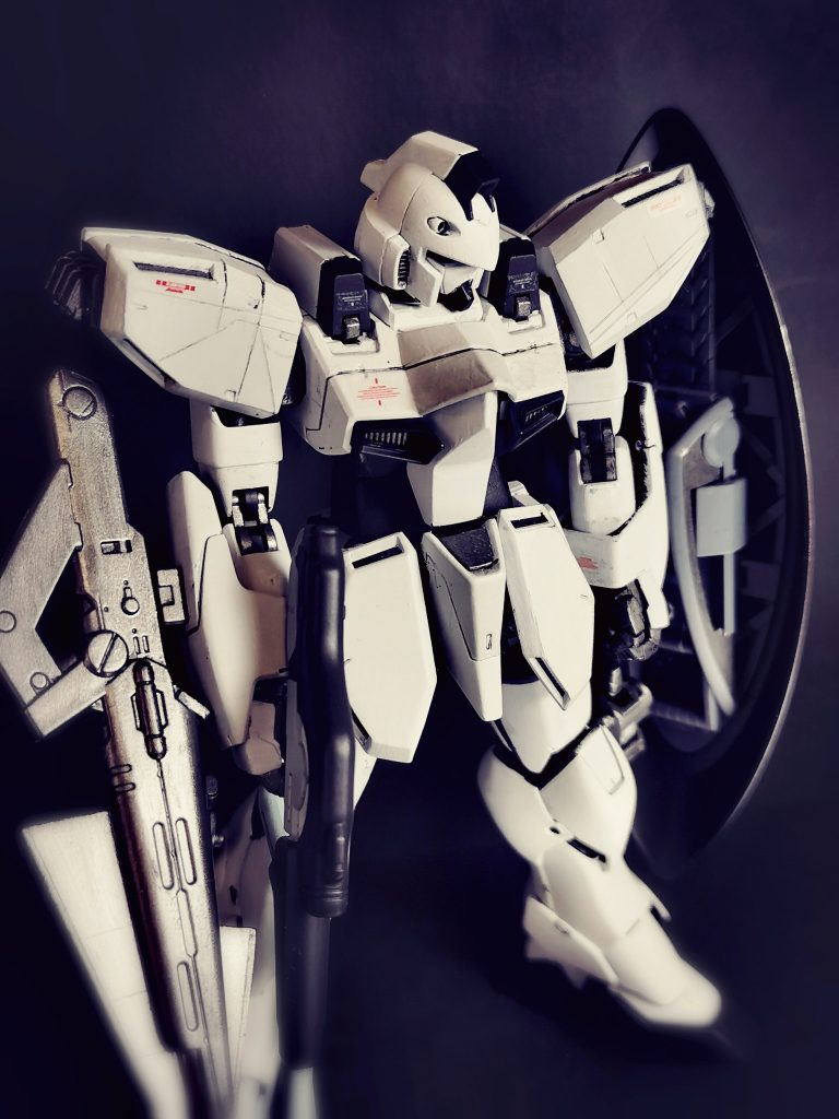 ガンイージ 次世代兵器試作機 アピールショット4