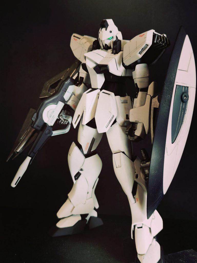 ガンイージ 次世代兵器試作機 アピールショット2