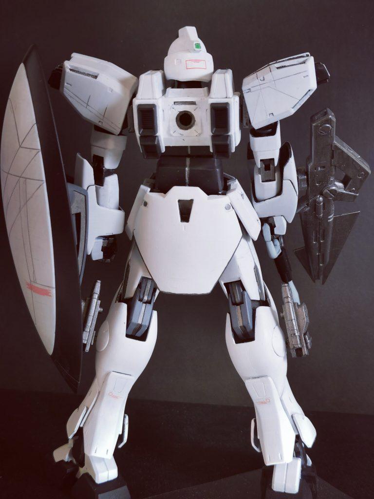 ガンイージ 次世代兵器試作機 アピールショット3