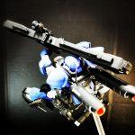 アクトザク高機動強襲装備型