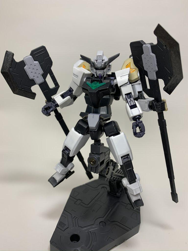 ガンダムユピテル/GRF アピールショット3