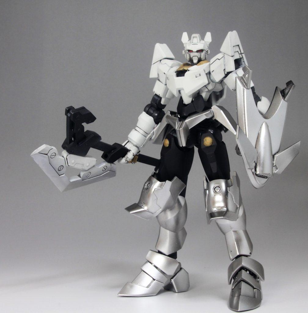 白虎の戦士 アピールショット1