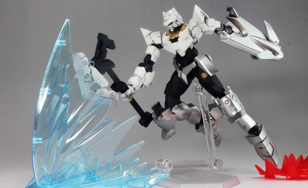 白虎の戦士 アピールショット2